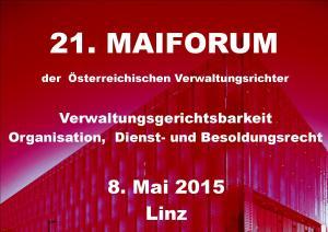 Maiforum 2015