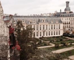Tribunal Adminisratif im Hôtel d'Aumont