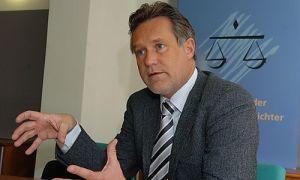 Präsident der Richtervereinigung Werner Zinkl  Photo: Michaela Bruckberger