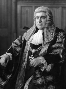 David Maxwell Fyfe, 1st Earl of Kilmuir